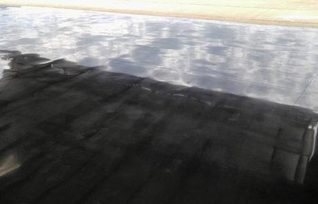 mechanically polished concrete