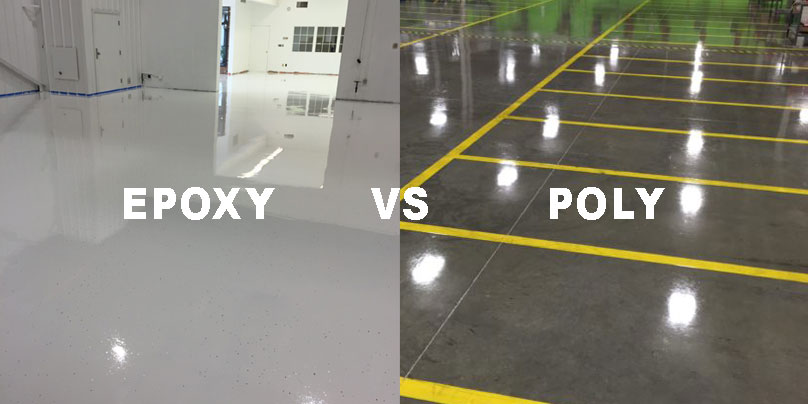 Hybrid Polyurethane vs Epoxy Floor Coating