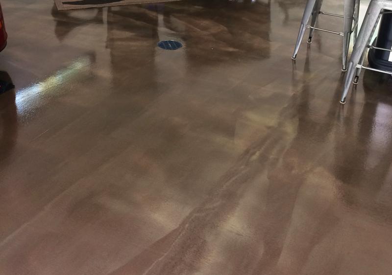 concrete polyaspartic coatings