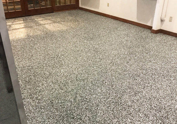polyaspartic coatings for concrete floors
