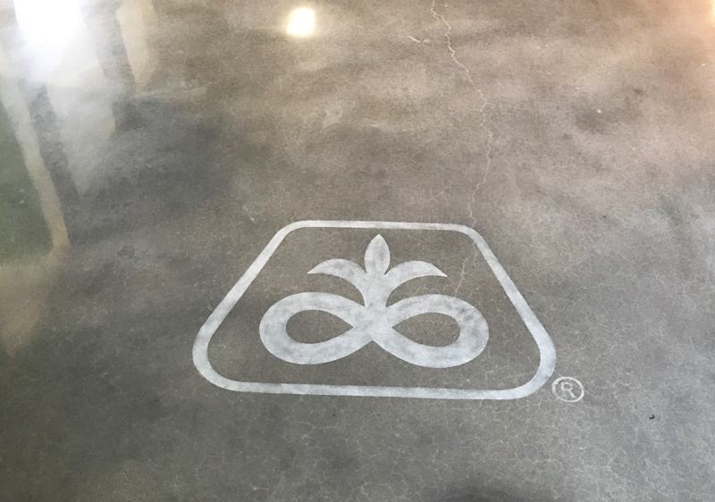 decorative engraved concrete iowa