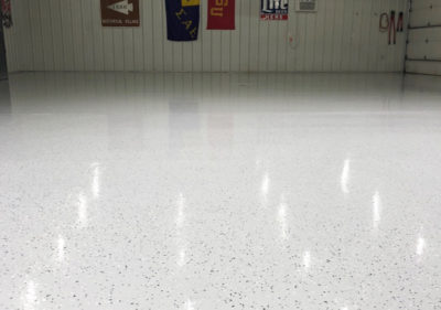 Concrete Coatings in Colder Weather