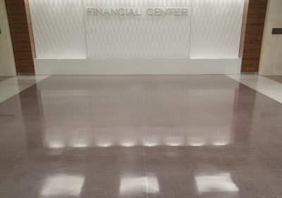 Concrete Floors for Your Office Remodel
