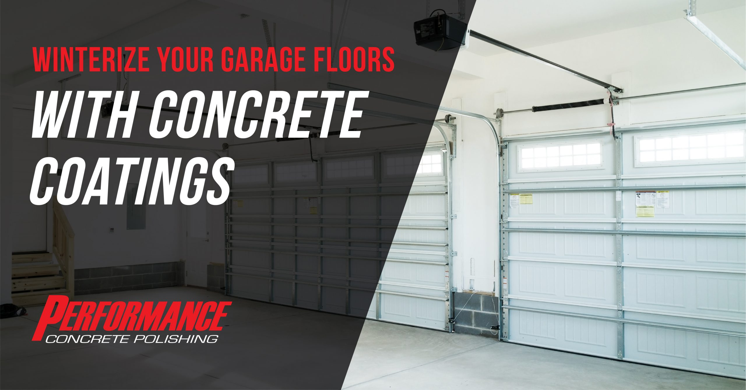 Concrete Coatings Garage Floors